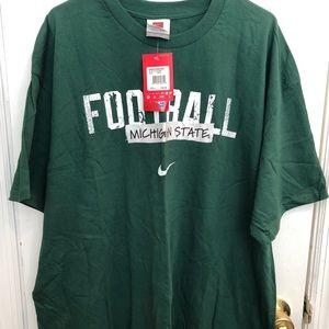 Brand new Nike Michigan State tshirt sz XXL